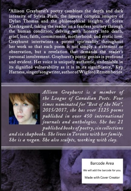 Book 22: The Poetry of Allison Grayhurst – completed works