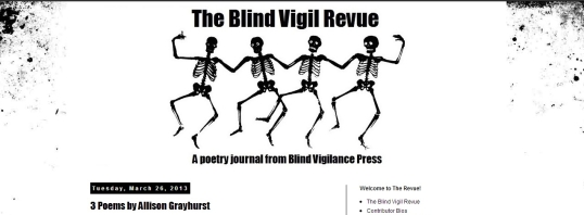 The Blind Vigil Revue