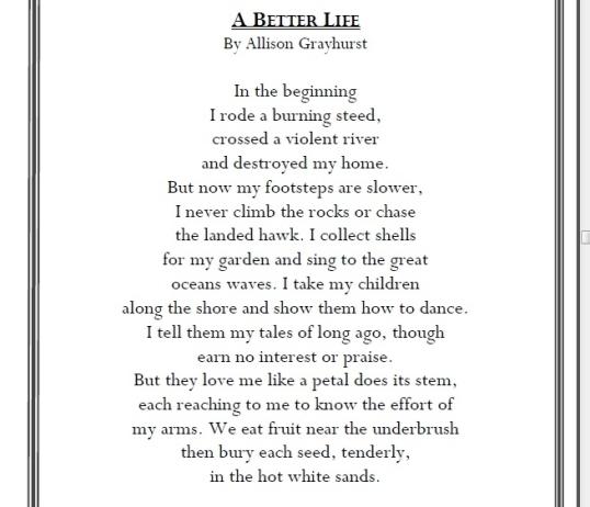 Torrid Literature a better life