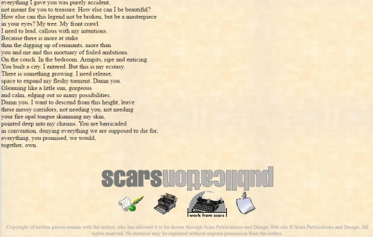 Scars coiled 2