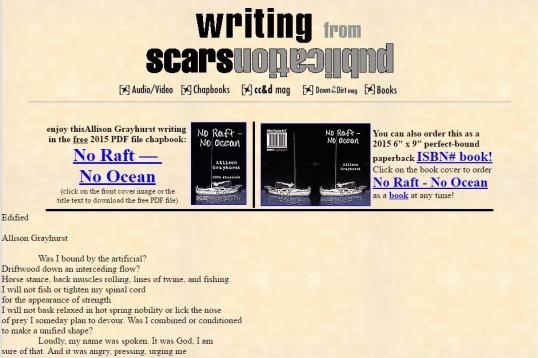 Scars edified 1