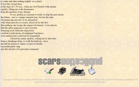 Scars edified 2