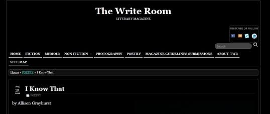 The Write Room 7