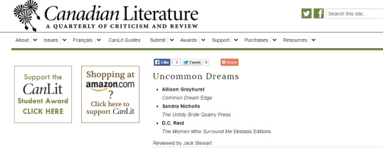 common dream book review 1