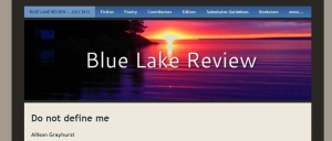 Blue Lake Review 1