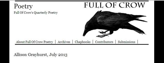 Full of Crow 1