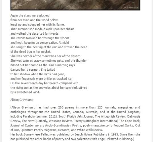 Peedeel's blog the Ride 3