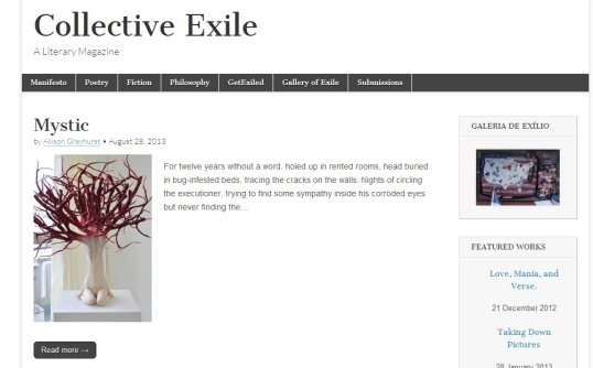 Collective Exile Mystic 1