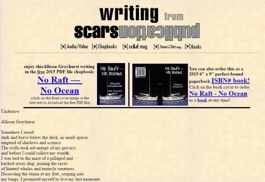 Scars undertow