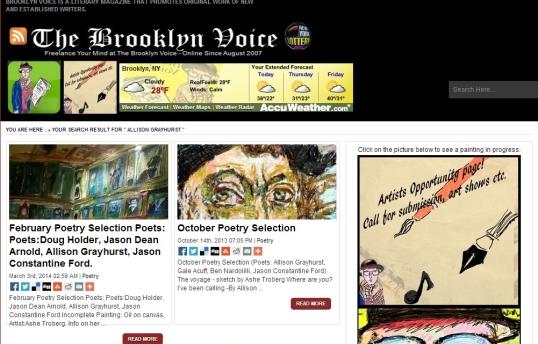 The Brooklyn Voice Train 5