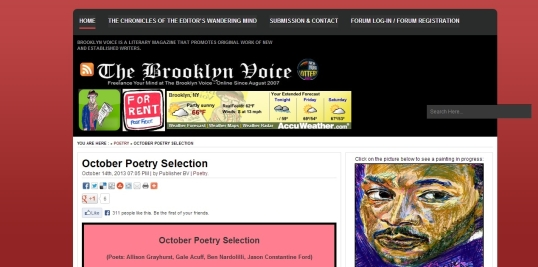 The Brooklyn Voice