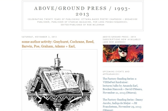 Above ground press 1