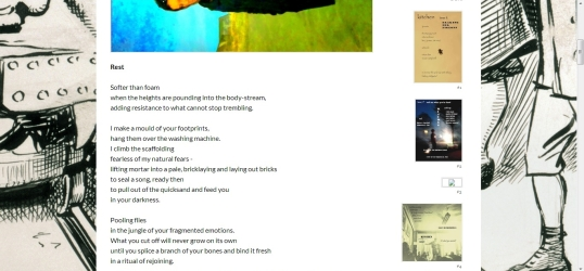 The Kithchen Poet- Rest 1