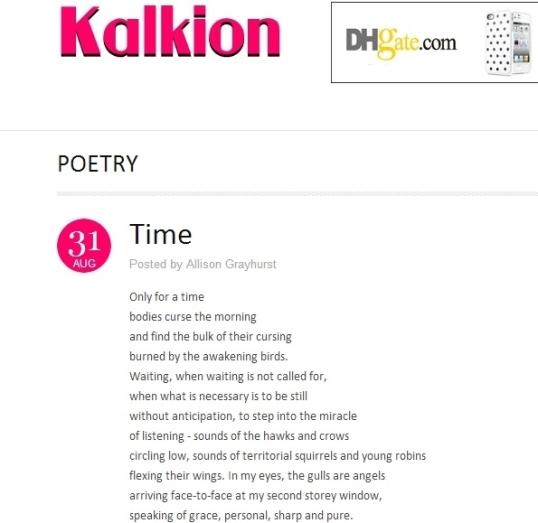 Kalkion Time 1
