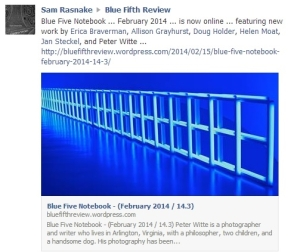 Blue Fifth Review 5