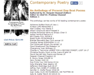 Contemporary Poetry Anthology 2