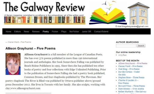 The Galway Review 1