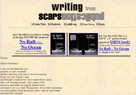 Scars Neruda