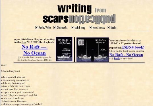 Scars voice
