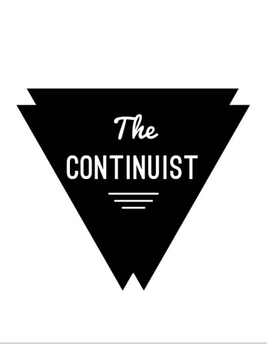 The Continuist book Creativity 1