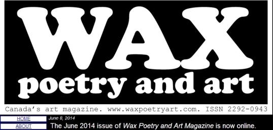 Wax poetry 1