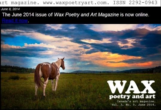 Wax poetry 2