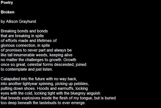 wax poetry broken 1