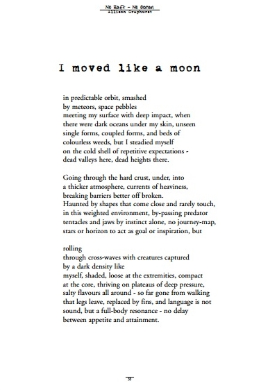 i moved like the moon