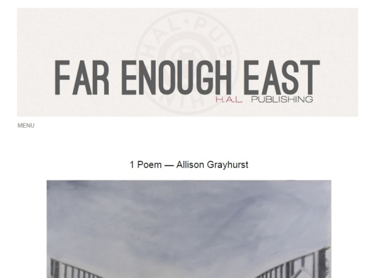 Far Enough East 3