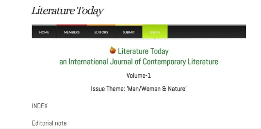 Literature Today online 1
