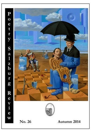 Poetry Salzburg Review cover