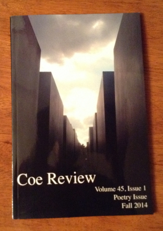 Coe Review cover