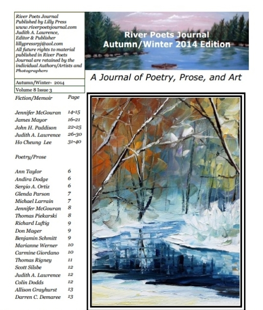 River Poets journal 3