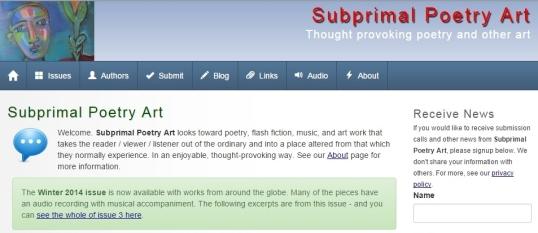 subprimal art issue three 1