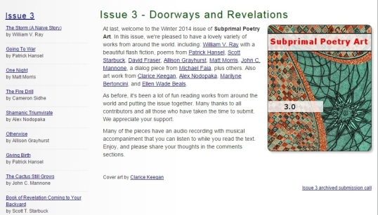 subprimal art issue three 4