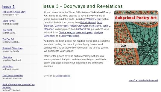 subprimal art issue three 4