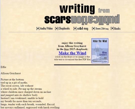 Scars Effie 1