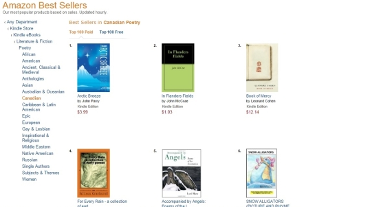 amazon best sellers 1