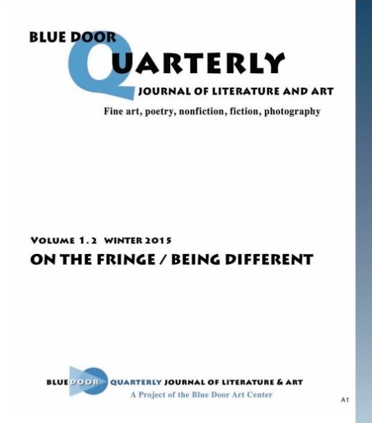 Blue Door Quarterly 2