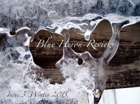 Blue Heron Review 1