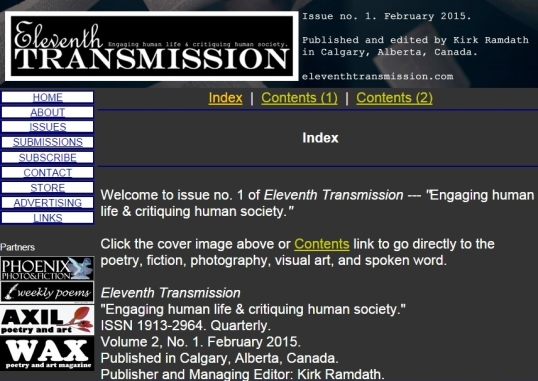 Eleventh Transmission 5