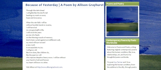 Poems and Poetry 2