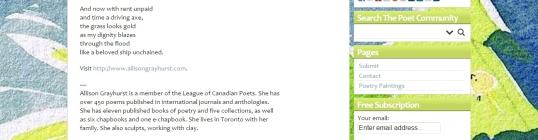 The Poet Community 3