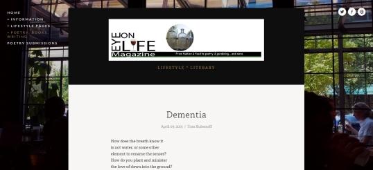Eye on Life Dementia 1