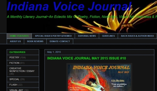 Indiana Voice Journal 2