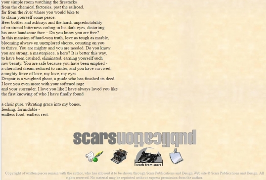 Scars purged 2