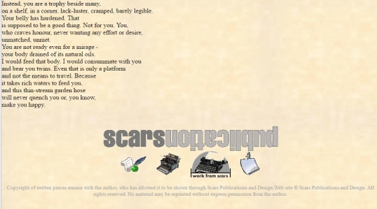 Scars Trickle 2