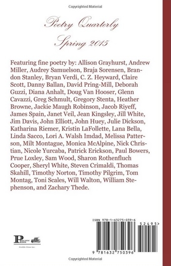 Poetry Quarterly 8