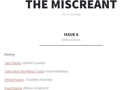 The Miscreant 2