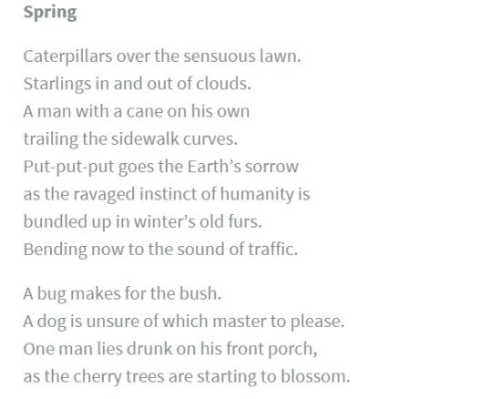 The Miscreant Spring